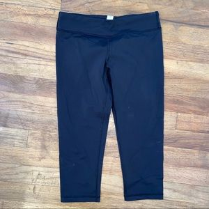 Ivivva black Capri leggings